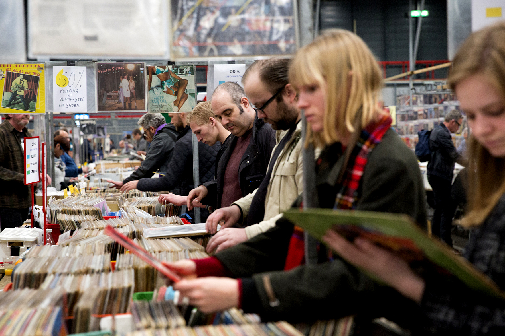 World's Largest Record Fair Happening in Utrecht During LGW17