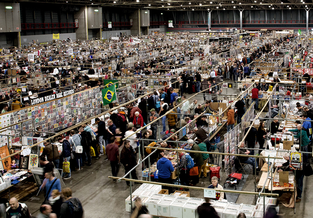 The Mega Record & CD Fair