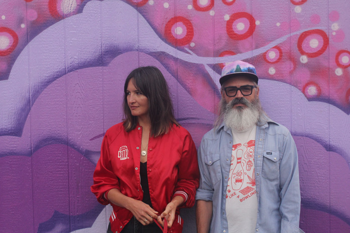 Psych/kraut mystics Moon Duo share new single 'Eternal Shore' from upcoming album 'Stars Are The Light'