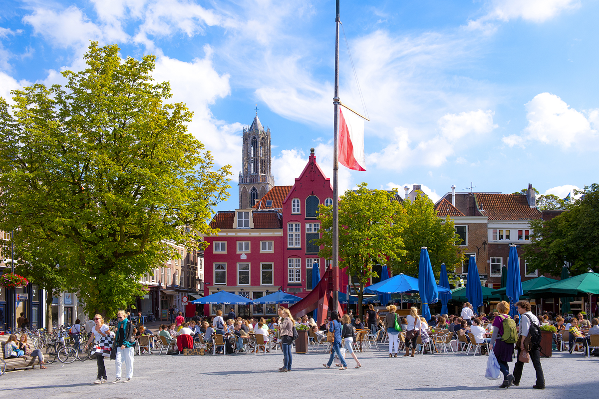Special discount on StayOkay hostel in Utrecht city center