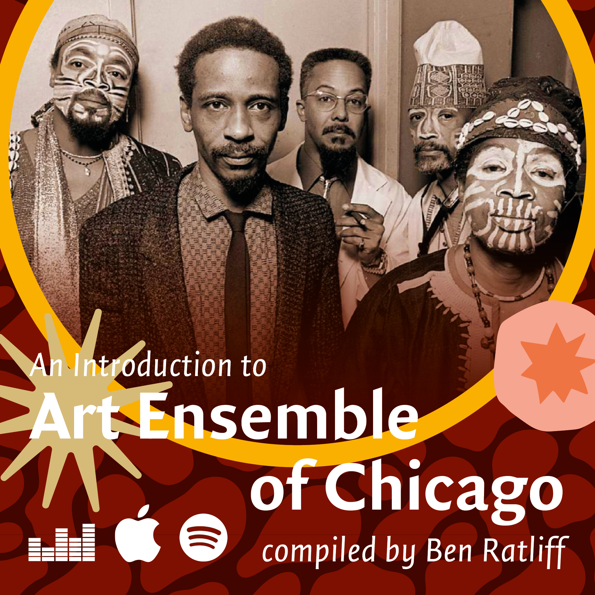 Playlist: An Introduction to Art Ensemble of Chicago, compiled by Ben Ratliff