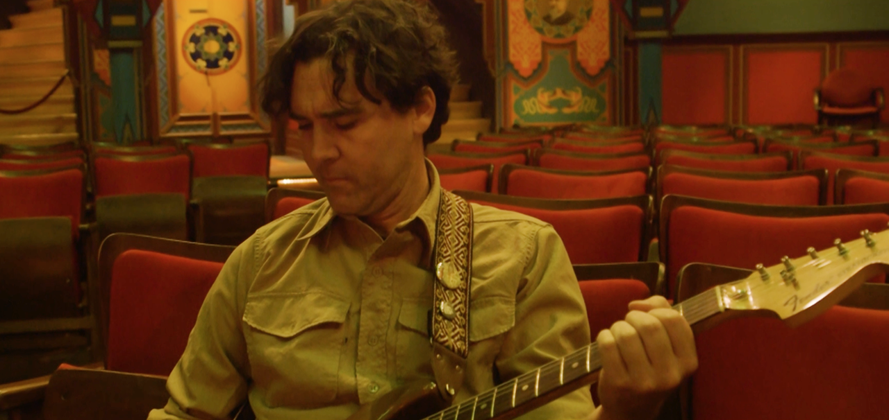Cass McCombs performs 2 new tracks for La Blogothèque's Take Away Show, captured during LGW18
