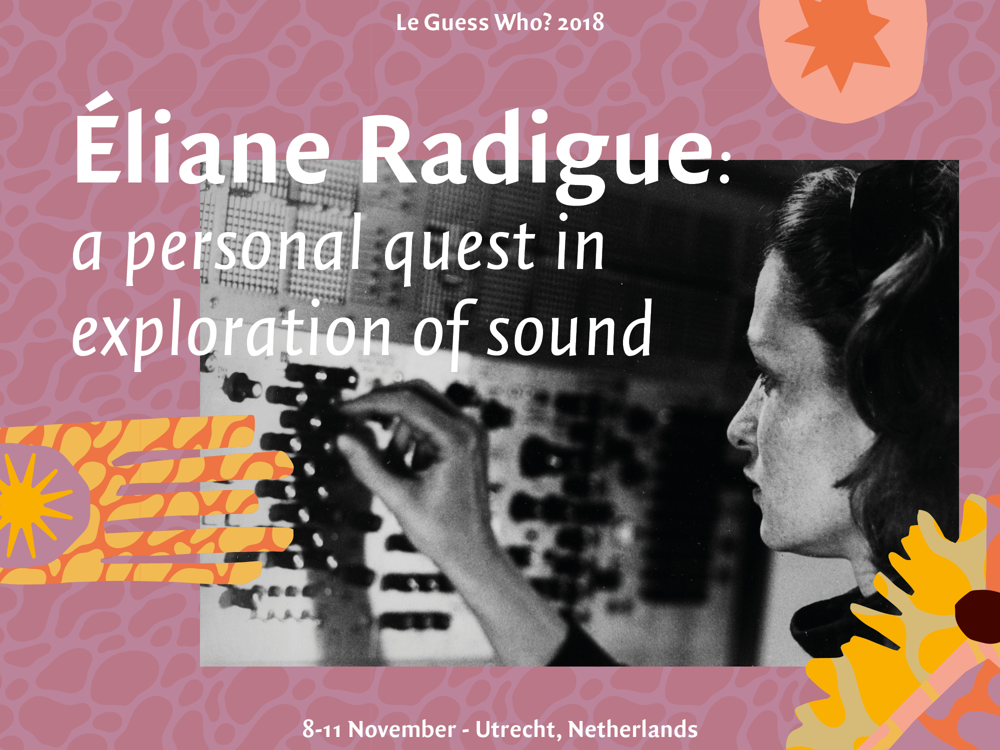 Éliane Radigue: a personal quest in exploration of sound