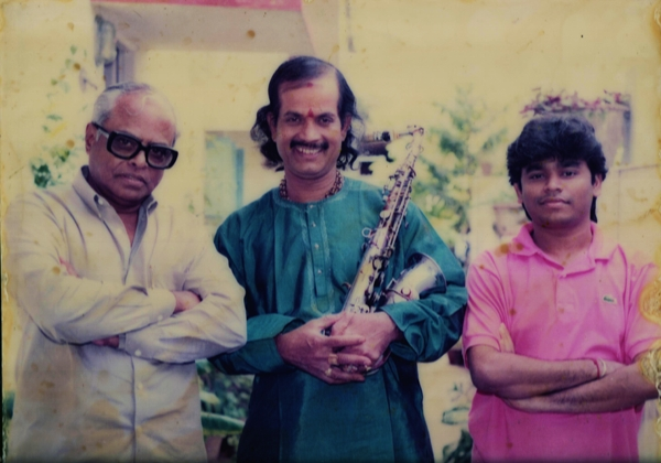 Tracing the Roots: Kadri Gopalnath, a lifetime of pioneering Indian Carnatic music