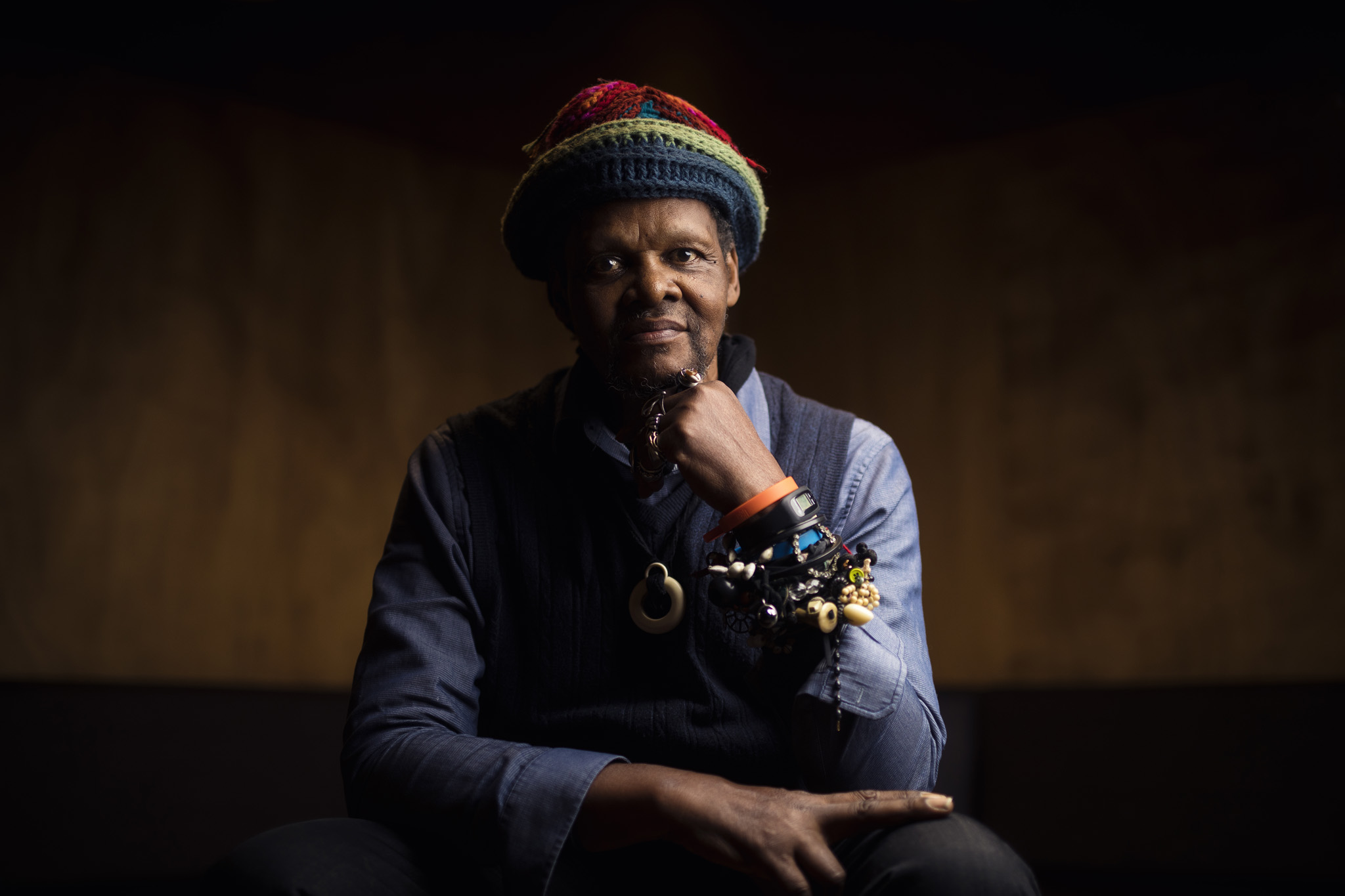 Video portrait: 'Through The Eyes of Lonnie Holley: A Weekend in Utrecht'