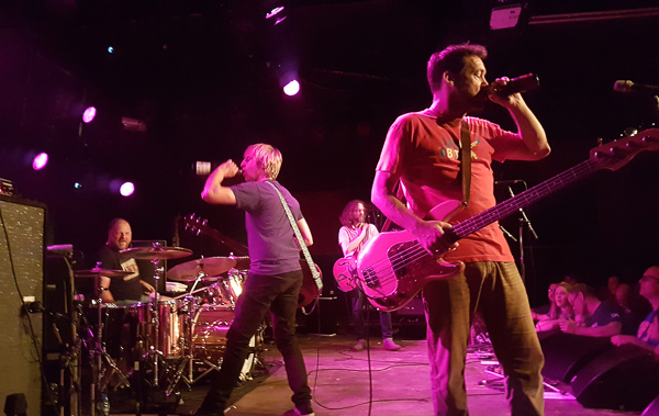 Listen: Mudhoney share 'Kill Yourself Live', an organ-filled odyssey on internet fame