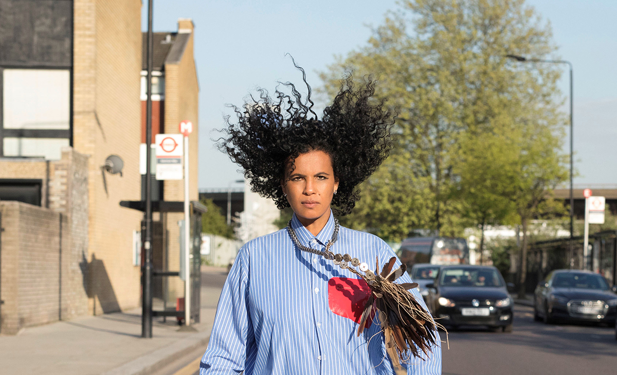 Neneh Cherry releases new album 'Broken Politics', produced by Four Tet