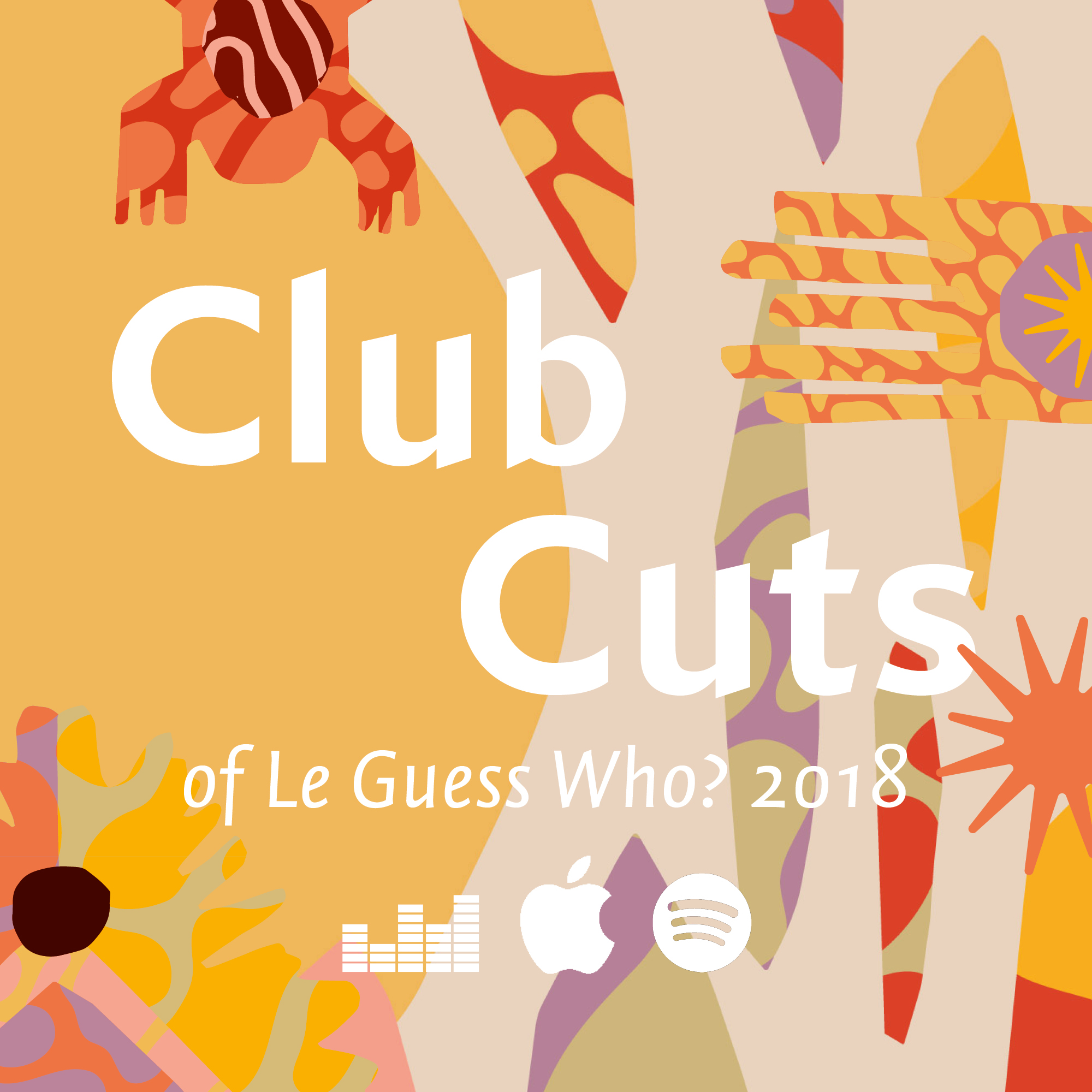 Playlist: Club Cuts - explore the club-affiliated music of Le Guess Who? 2018