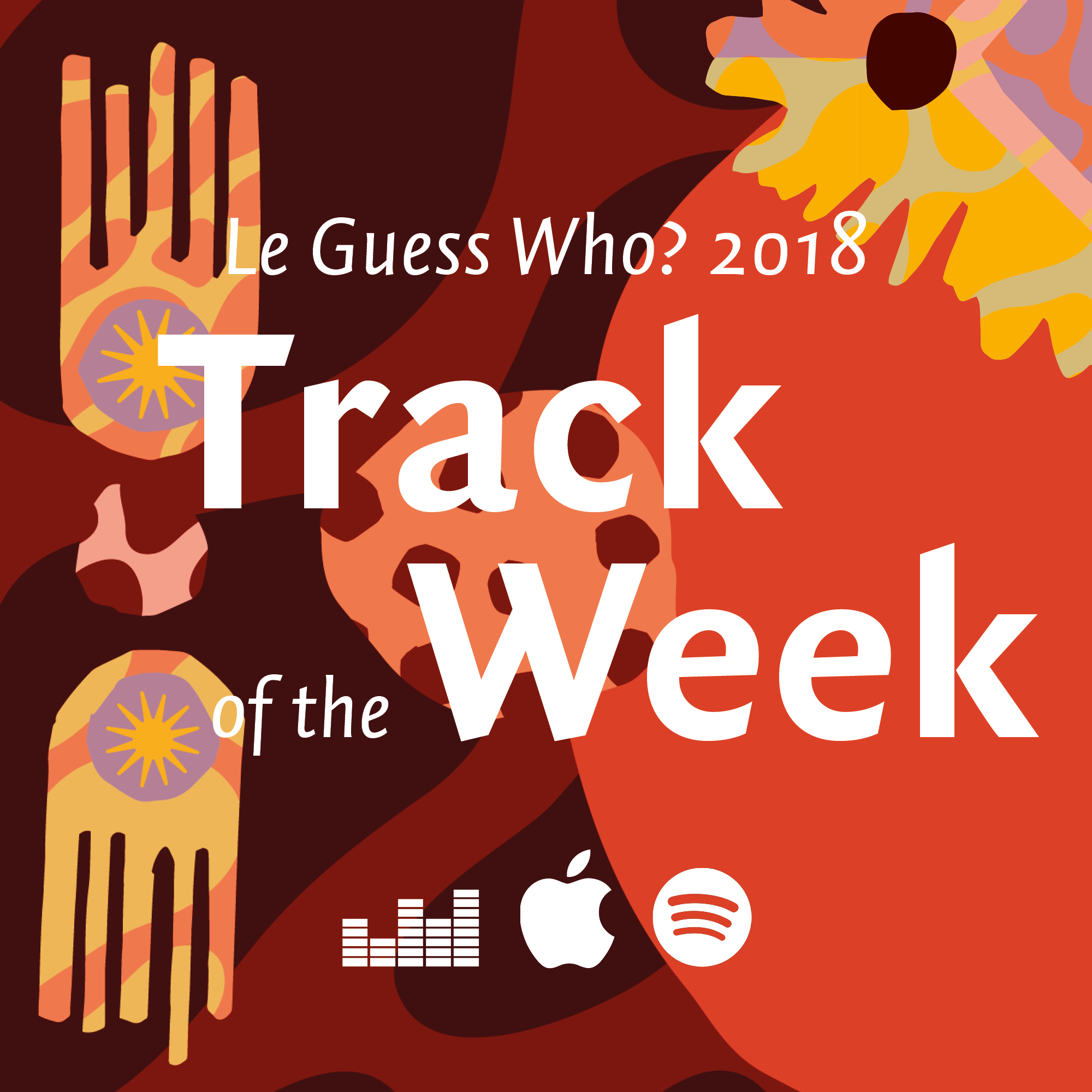 Playlist: Le Guess Who? 2018 - Track of the Week