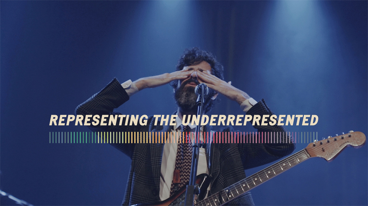 Watch while home: 'Representing the Underrepresented', a film about LGW & the city of Utrecht by Canal180
