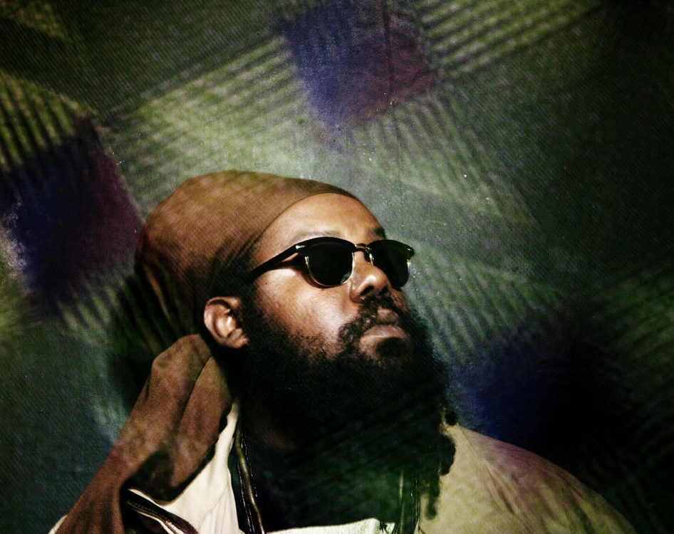 Stream Ras_G & The Afrikan Space Program's new LP 'Stargate Music'