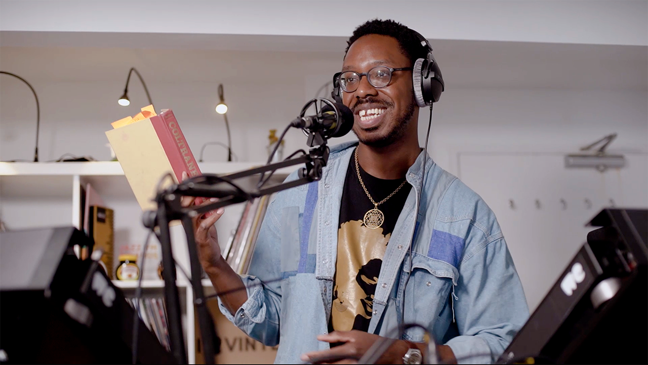 Video portrait: Shabaka Hutchings on Impulse!, curating at LGW, and music as joyous celebration