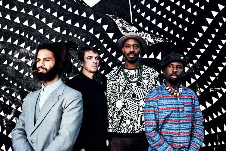 Watch: Sons of Kemet perform 'Your Queen Is A Reptile' for Boiler Room & Mercury Prize