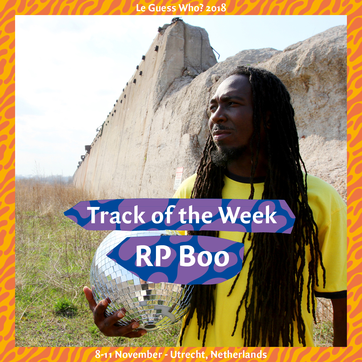 Track of the Week #14: RP Boo - 'Back From The Future'