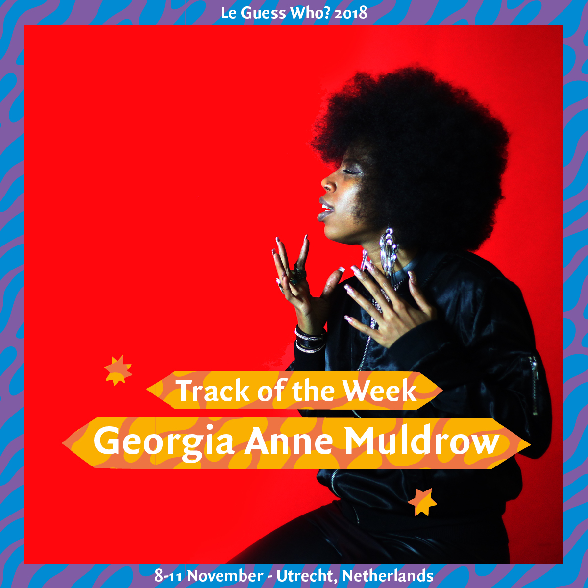 Track of the Week #15: Georgia Anne Muldrow - 'Great Blacks'