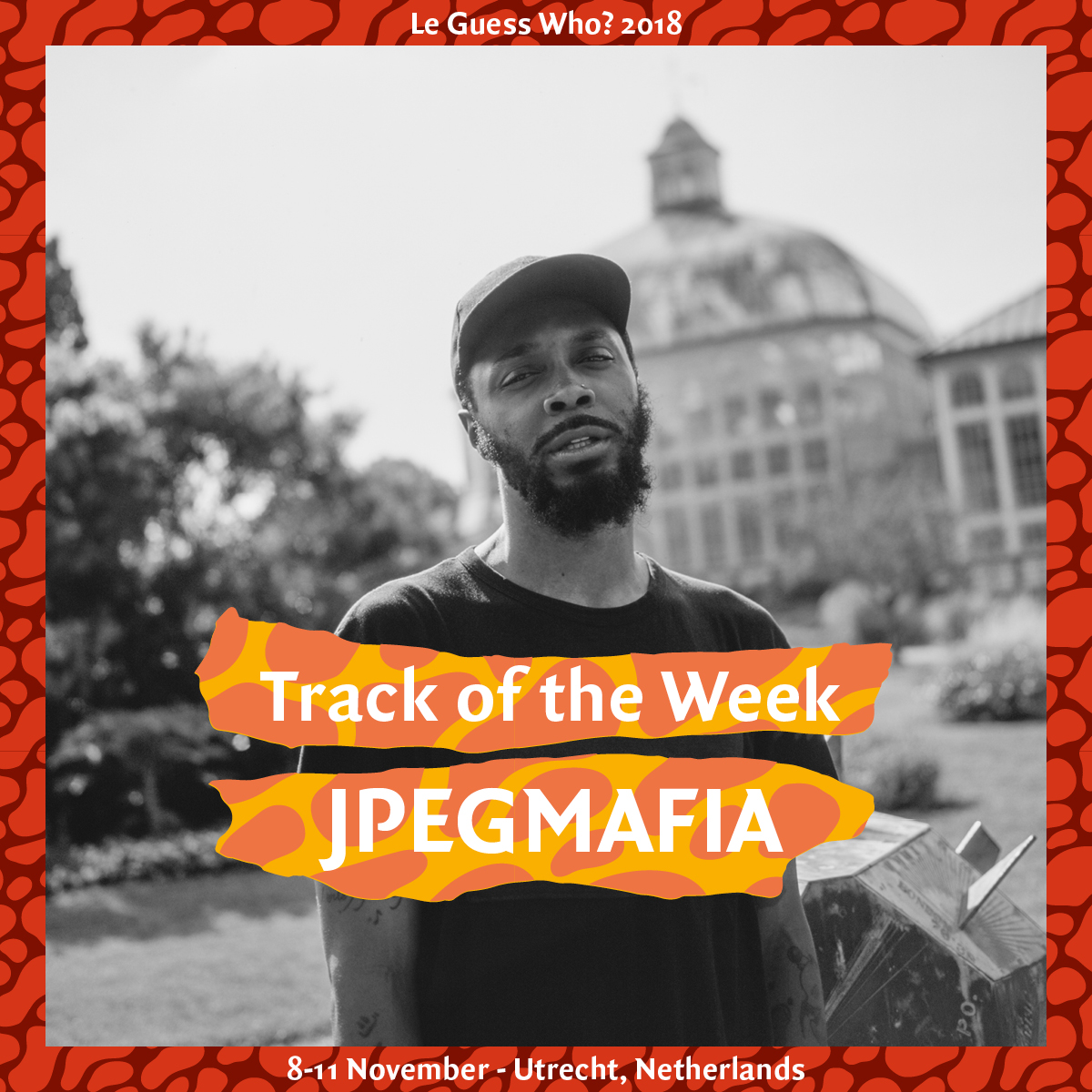 Track of the Week #16: JPEGMAFIA - '1539 N. Calvert'