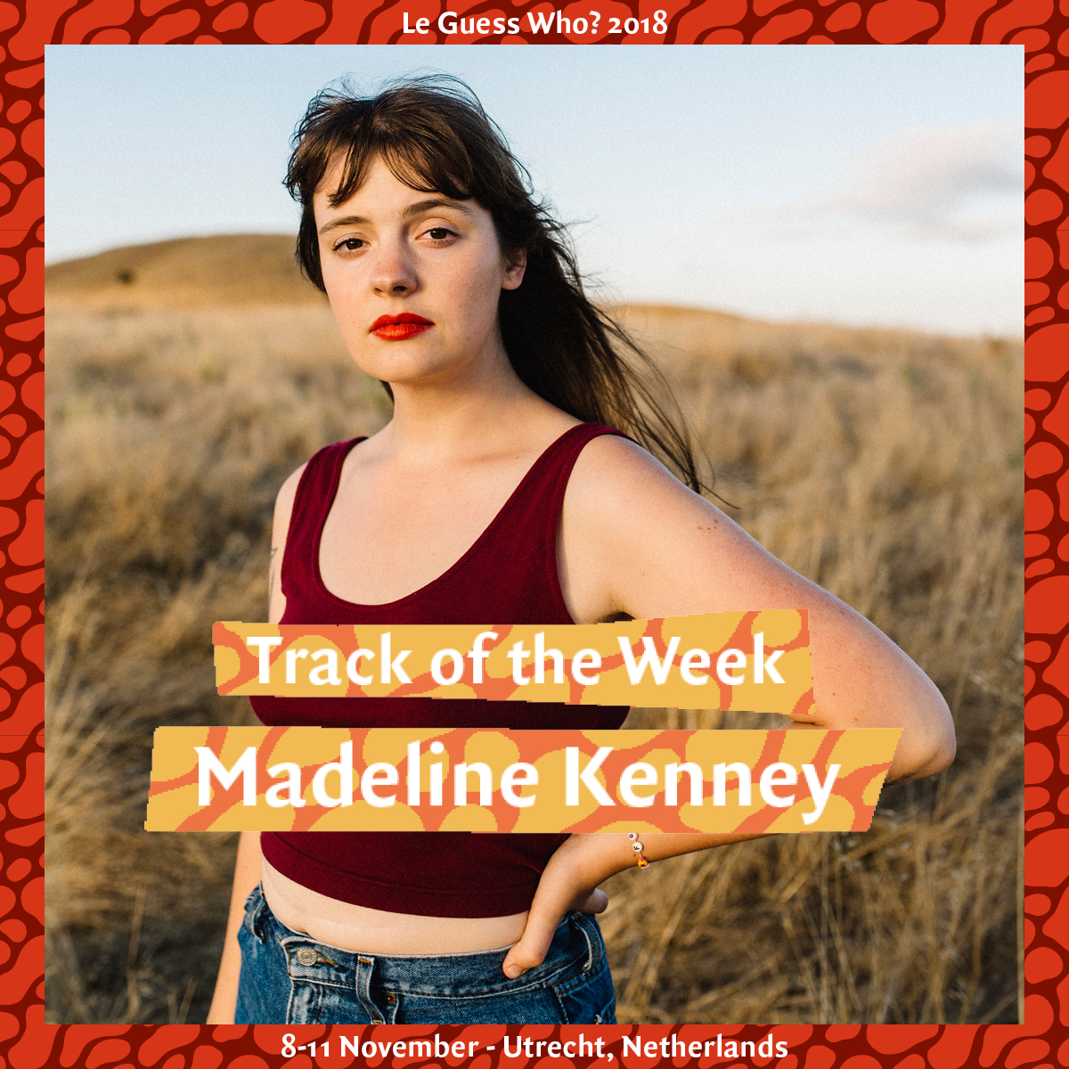 Track of the Week #19: Madeline Kenney - 'Cut Me Off'