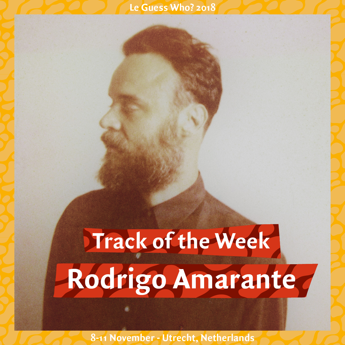 Track of the Week #2: Rodrigo Amarante - 'Tardei'
