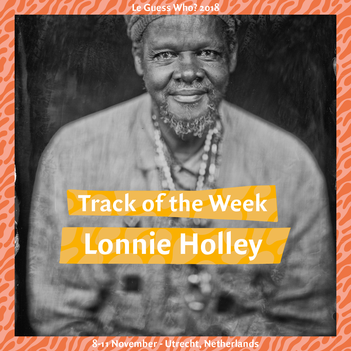 Track of the Week #21: Lonnie Holley - 'Sometimes I Wanna Dance'