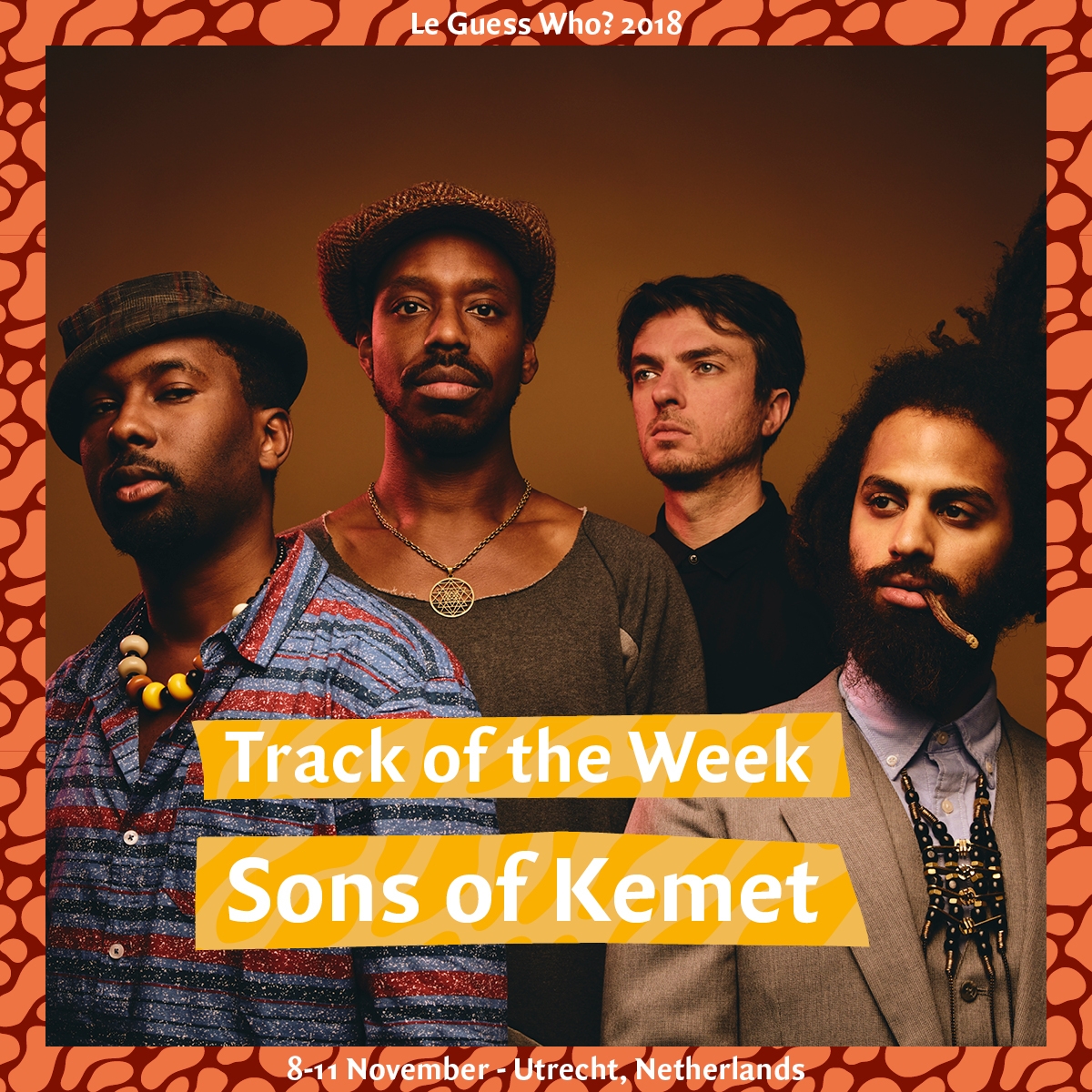 Track of the Week #6: Sons of Kemet - 'My Queen Is Harriet Tubman'
