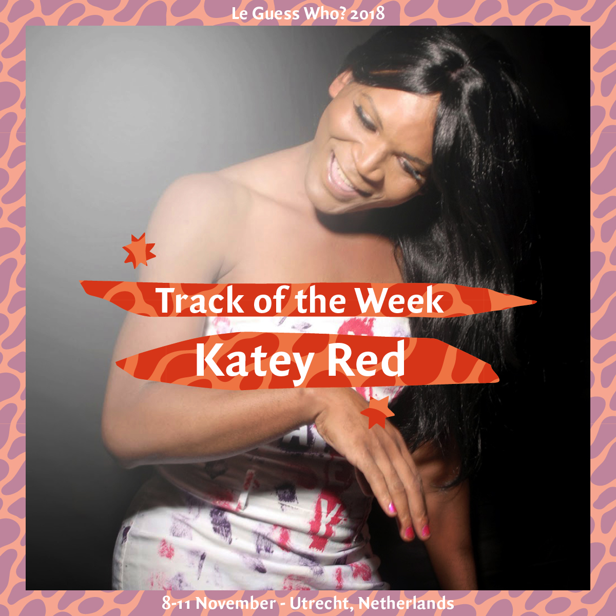 Track of the Week #7: Katey Red - 'Where Da Melph At'