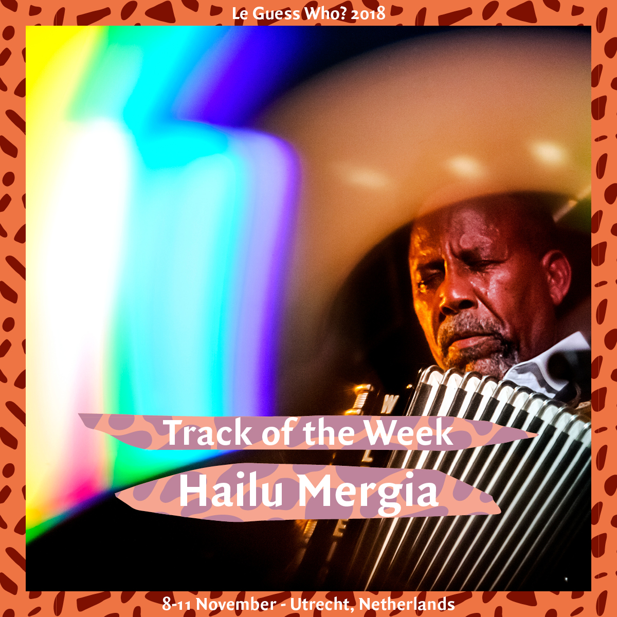 Track of the Week #9: Hailu Mergia - 'Yefikir Engurguro'