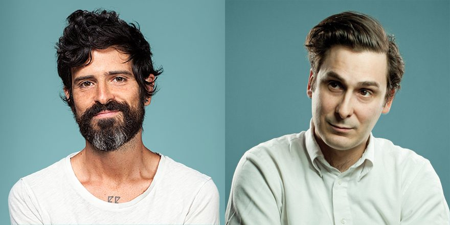 Devendra Banhart & Tim Kinsella talk literature, spirituality and friendship in Talkhouse Podcast