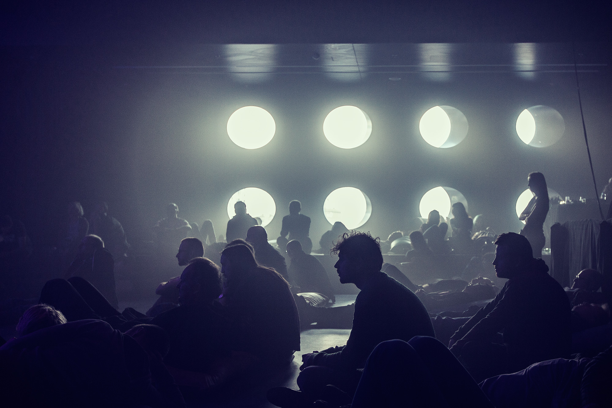 DRONE AT HOME: A one-time rebroadcast of the very first 24-HOUR DRONE at LGW14