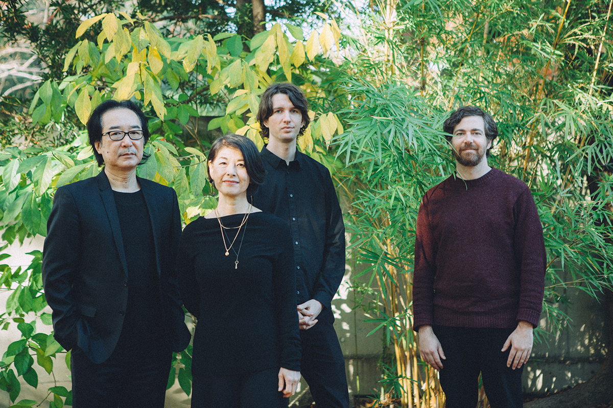 Read Visible Cloaks' guide to 'serenitatem', their album with Yoshio Ojima and Satsuki Shibano