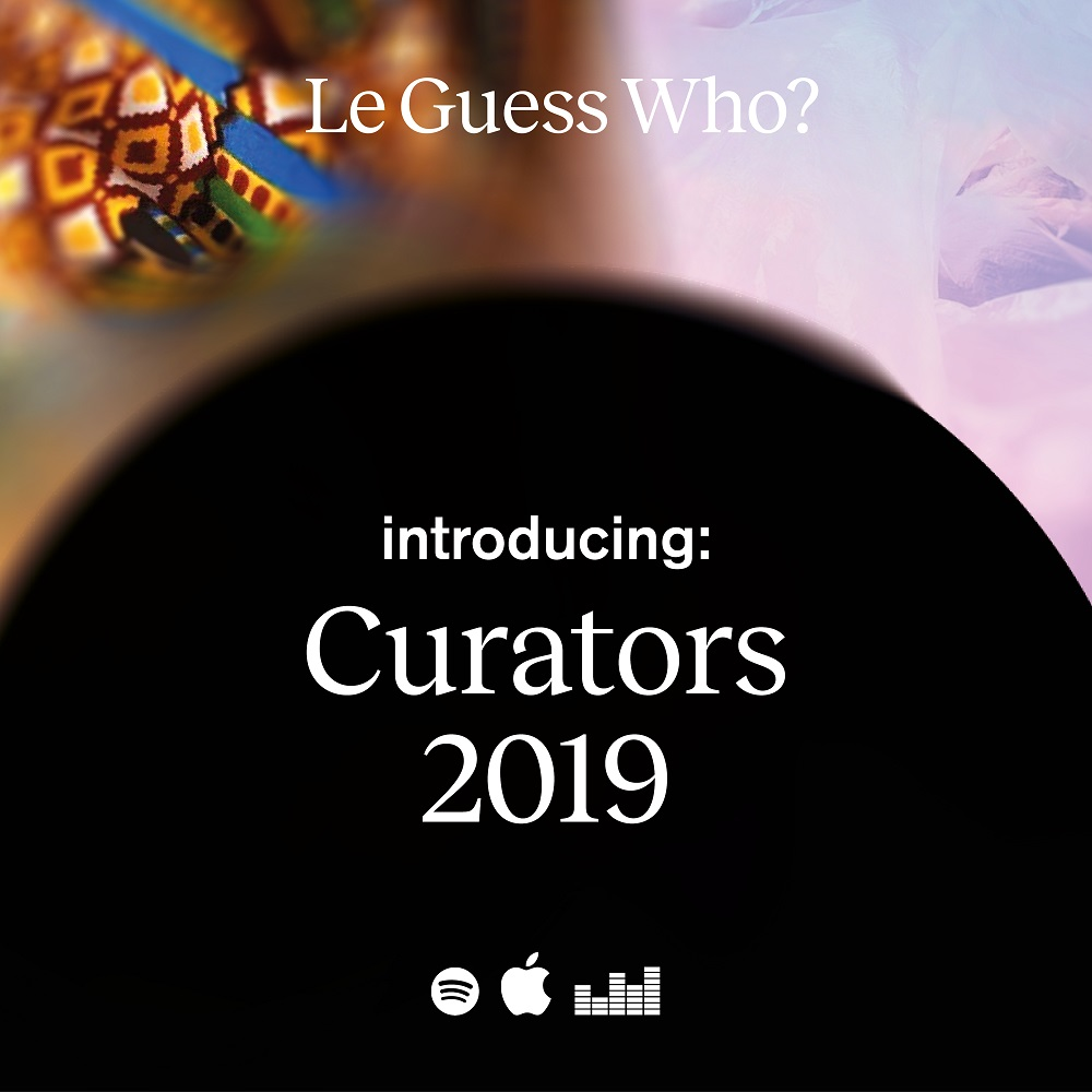 Playlist: Introducing the curators of Le Guess Who? 2019