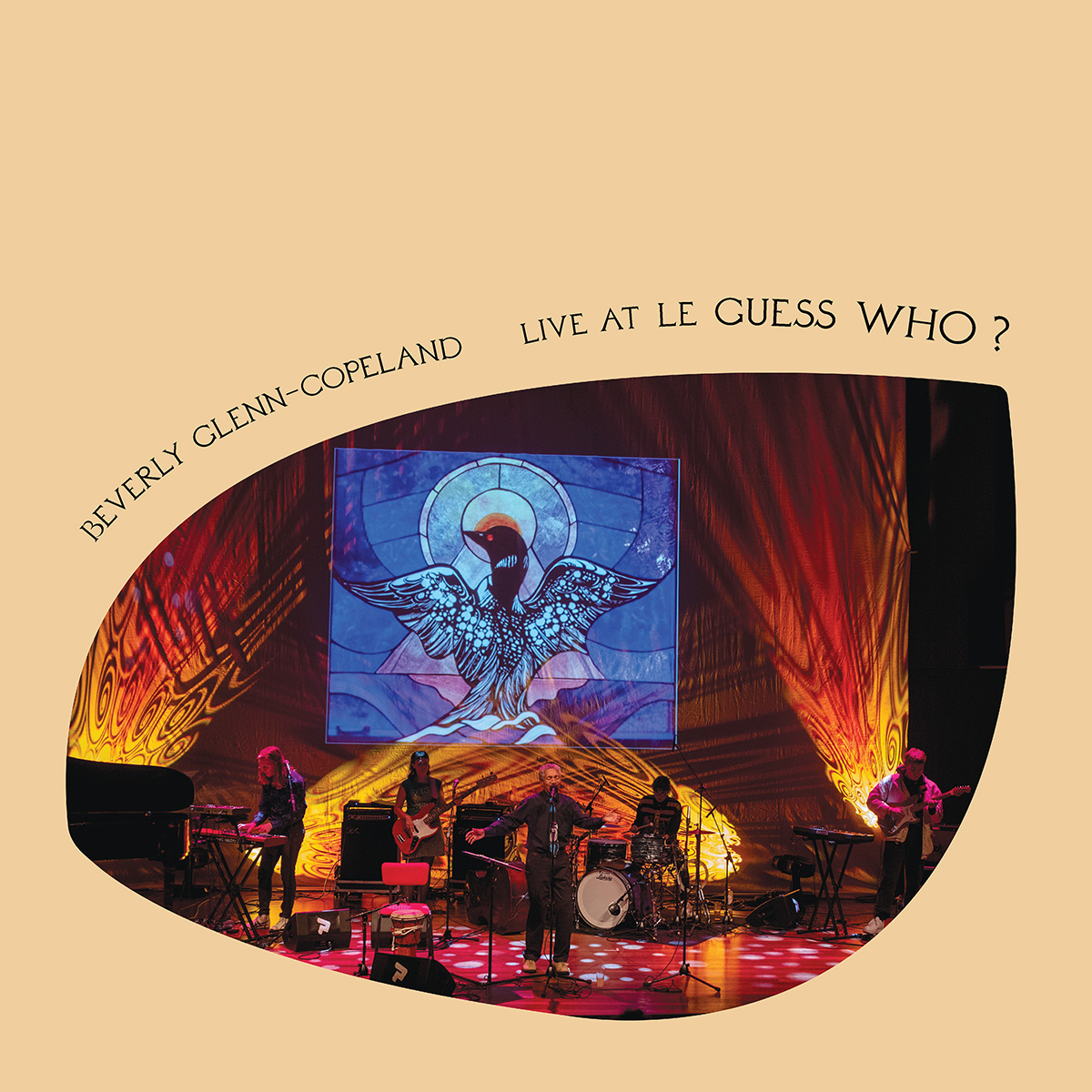 Beverly Glenn-Copeland releases 'Live at Le Guess Who?' LP