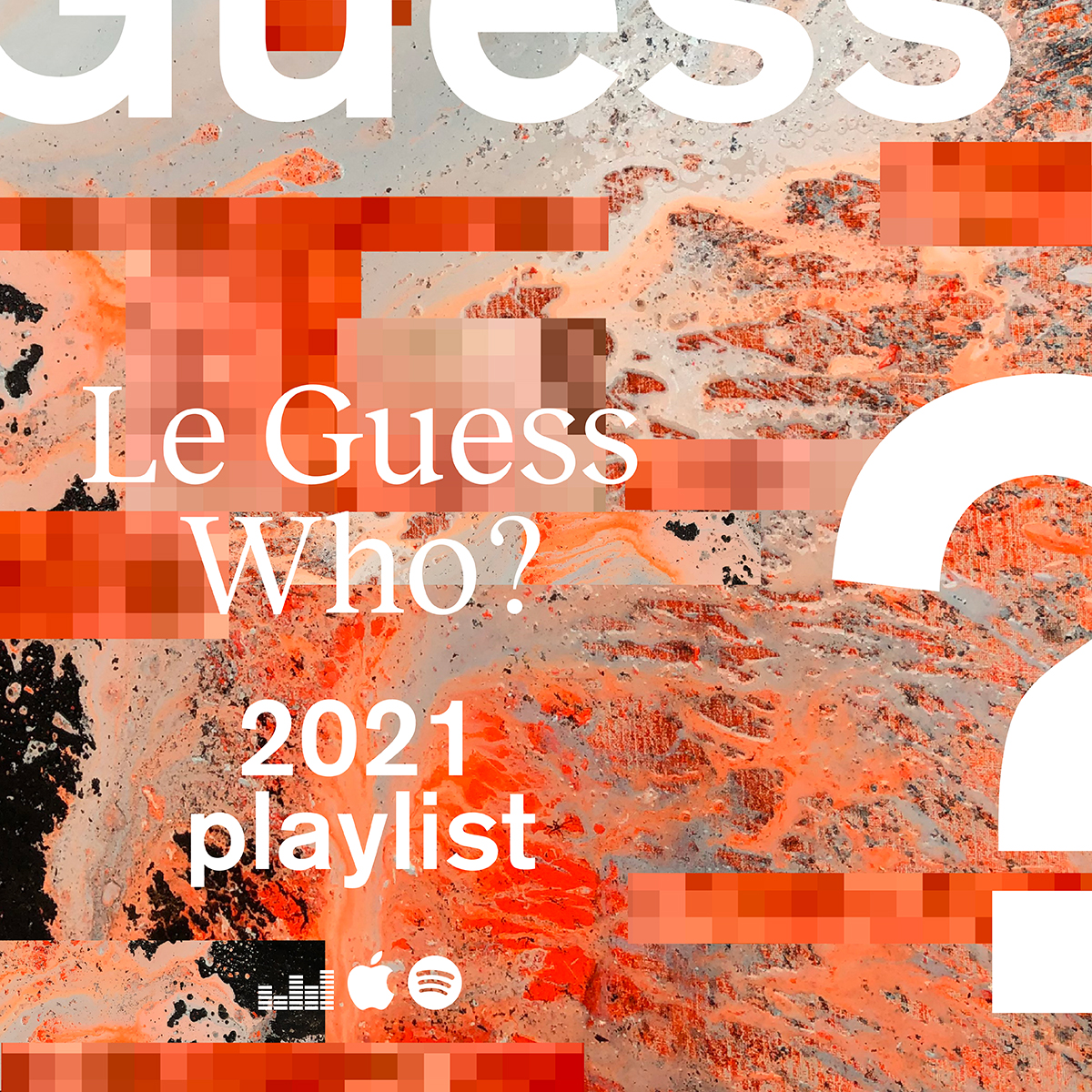 Explore the line-up of Le Guess Who? 2021 with our official playlist