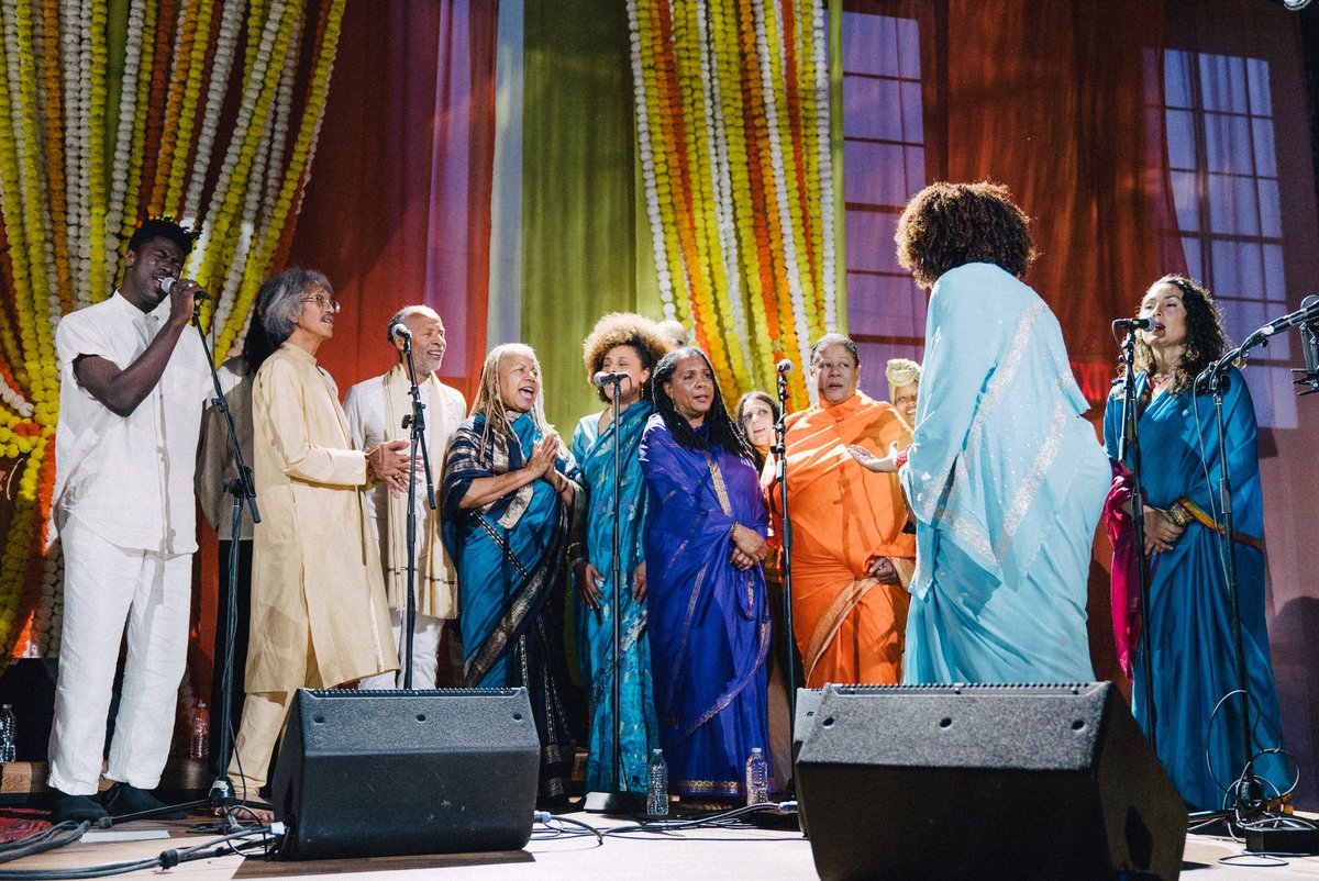 Read: Alice Coltrane's Spirit Lives on Through the Sai Anantam Ashram Singers