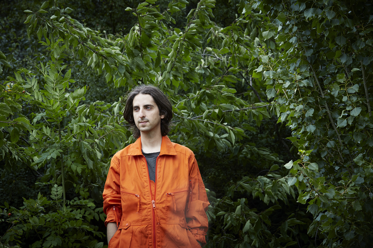 Watch James Holden's video for the title track of new album 'The Animal Spirits'