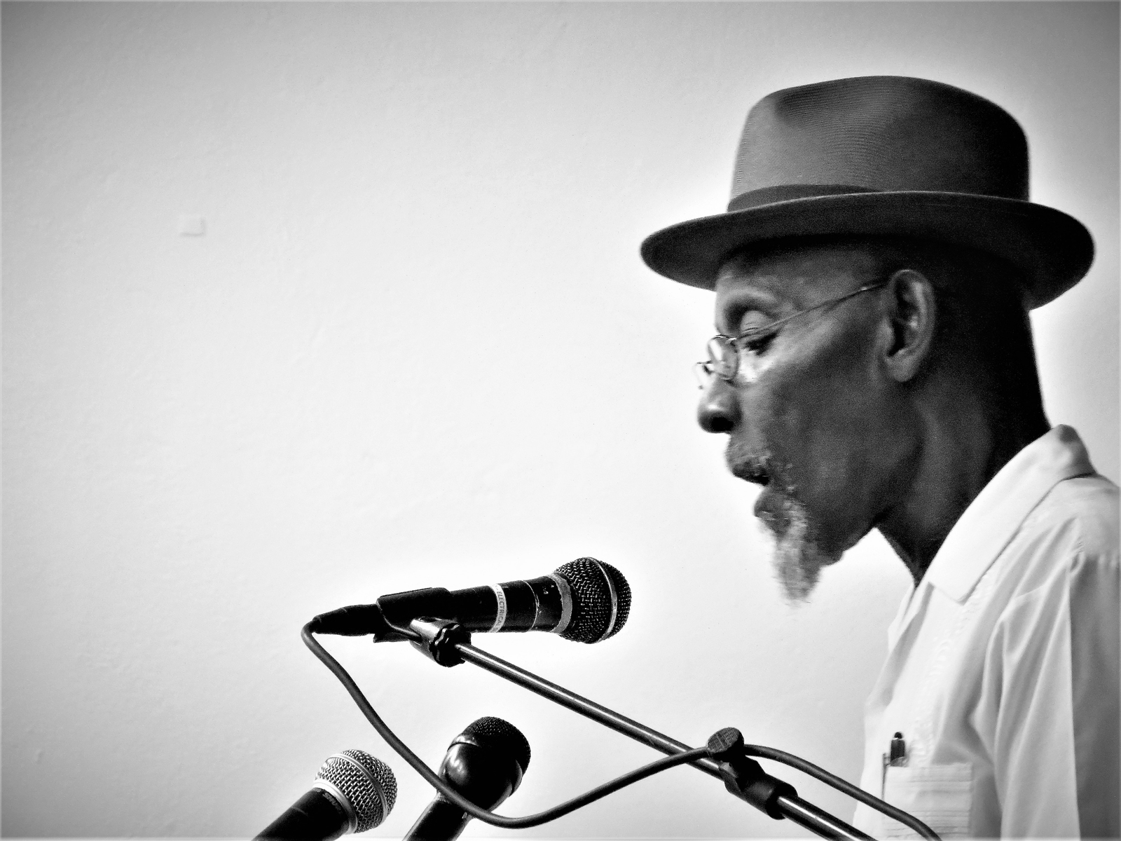 Revisit The Independent's portrait of dub poet Linton Kwesi Johnson