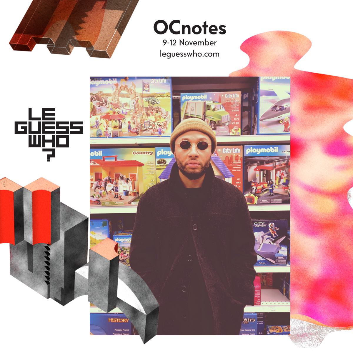 OCnotes: a wildly unpredictable yet razor-sharp sound explorer, curated by Shabazz Palaces