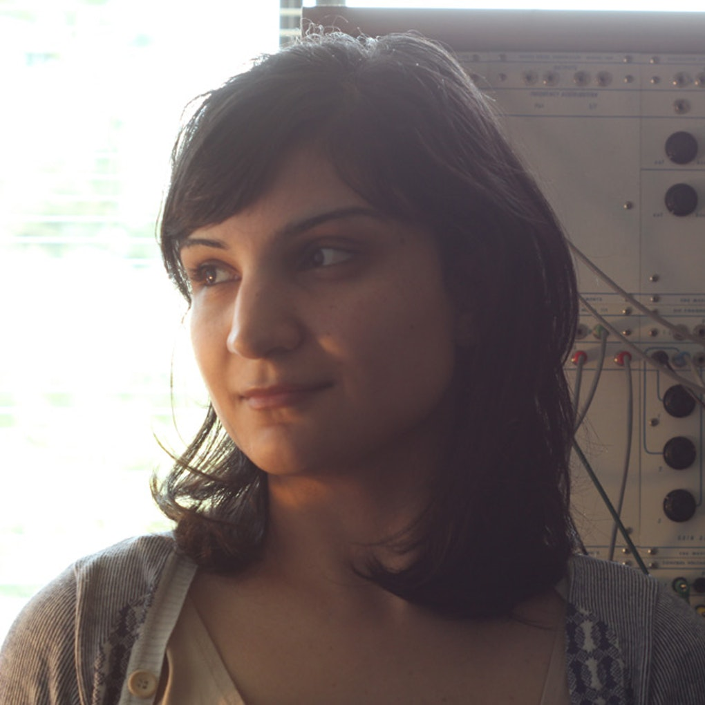 Sarah Davachi explores meditative music for Red Bull Radio