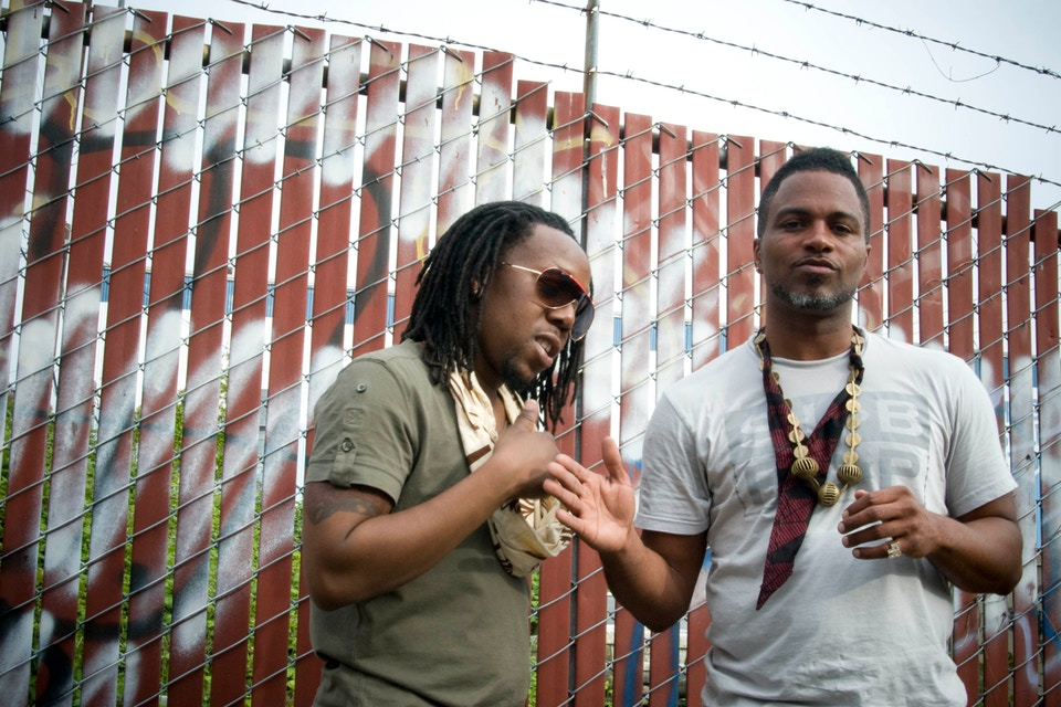 Watch Shabazz Palaces' new video for 'Shine a Light'
