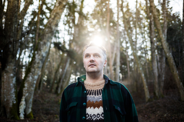 Listen: Mount Eerie releases new album 'A Crow Looked At Me'